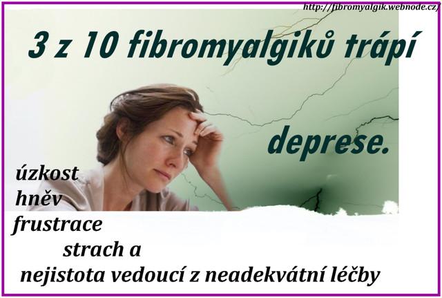 Fyzické příznaky deprese – dokazují, že deprese nemusí být jen ve vaší hlavě