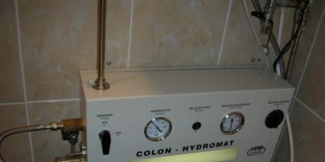 Hydrocolon terapie