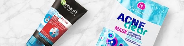 Kosmetické akné (acne cosmetica) – co je to a jak na něj?