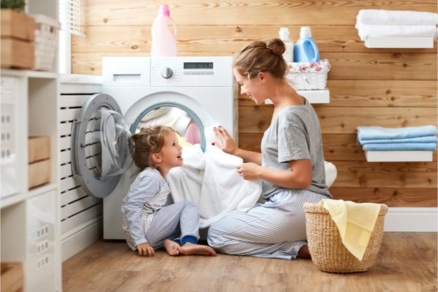 Patříte mezi alergiky? Pořiďte si pračku s parní funkcí