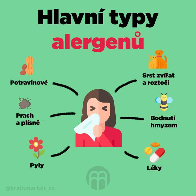 Jak na pylové alergie – přírodní a přirozené způsoby