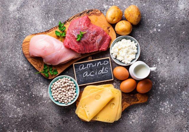 Co jsou esenciální aminokyseliny, jaké jsou jejich zdroje a na co je potřebujeme?