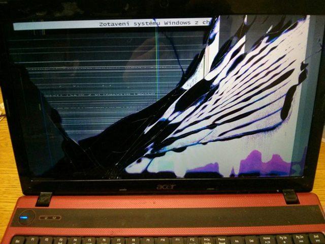 Notebook v posteli: Vyměnil mě za počítač!