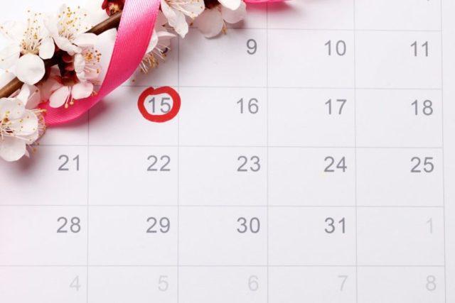 Výpočet ovulačních dnů
