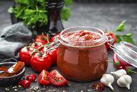 Kečup a zdraví – je pro naše zdraví dobrý, nebo ne? Recept na domácí kečup