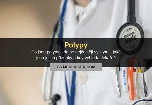 Střevní polypy – příznaky, příčiny, diagnostika a léčba polypů