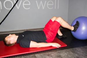 Stabilizace kolena