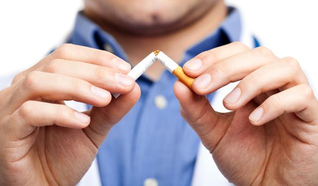 Hledáte důvod, proč skončit s kouřením? Stačí se podívat do zrcadla!