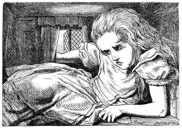 Syndrom Alenky v říši divů – příznaky, příčiny a léčba