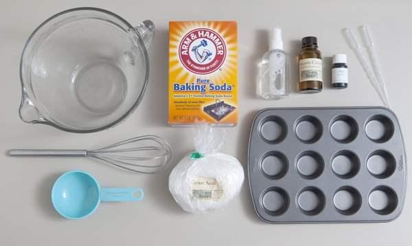 Šumivé koupelové bomby do vany (šumivky) – recepty – jak si je udělat doma?