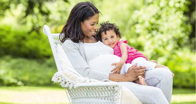 Masáž není vhodná jen na začátku těhotenství