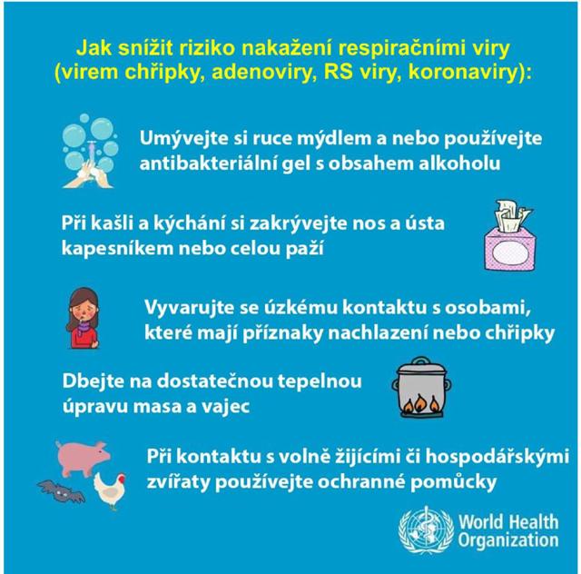Ztráta čichu či chuti jsou nově popsanými příznaky onemocnění koronavirem