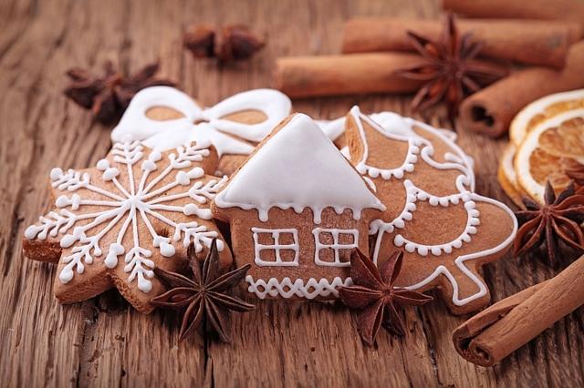 Vánoční perníčky: kdy je upéct, aby byly měkké