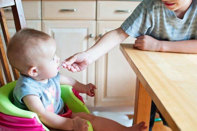 Na co si dát pozor při výběru dětských příkrmů