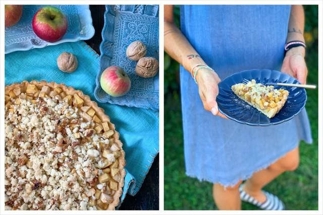 Jablečná mouka: víc než bezlepková kuriozita. Jak se sní peče?