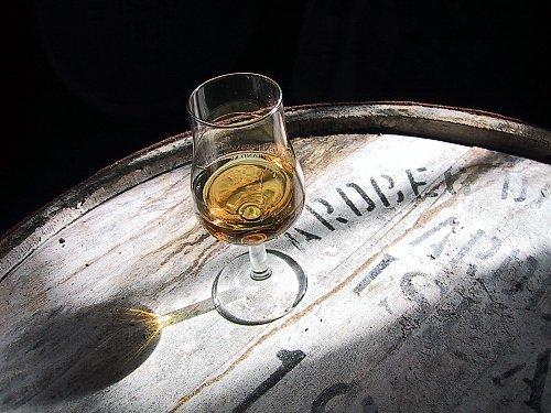 Co vám zkazí skotskou whisky? Led a whiskovky