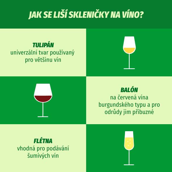 5tipů, jak udržet víno vchládku