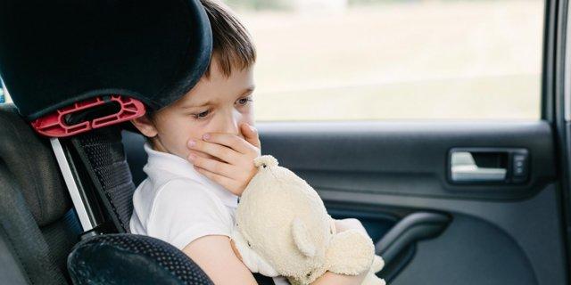 Cestovní nevolnost. Co pomůže před iběhem jízdy?