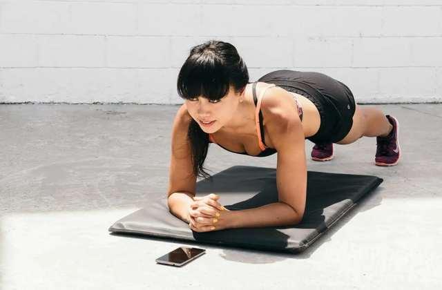Cvičení tabata: na hubnutí iposilování?