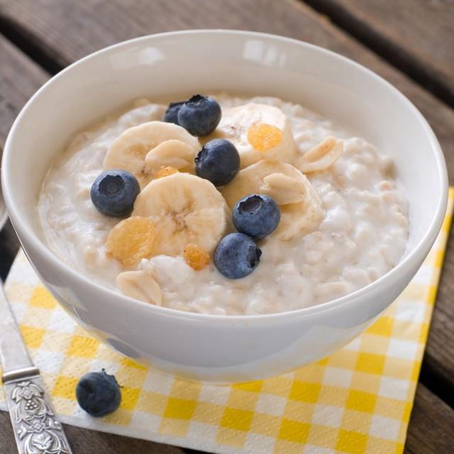 Kaše ke snídani? Chutná líp než vypadá