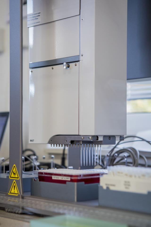 Testy na COVID-19ze slin už využívají české laboratoře