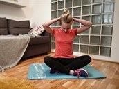Fyzioterapeutka ostrečinku: Některé cviky zinternetu jsou vyloženě nevhodné