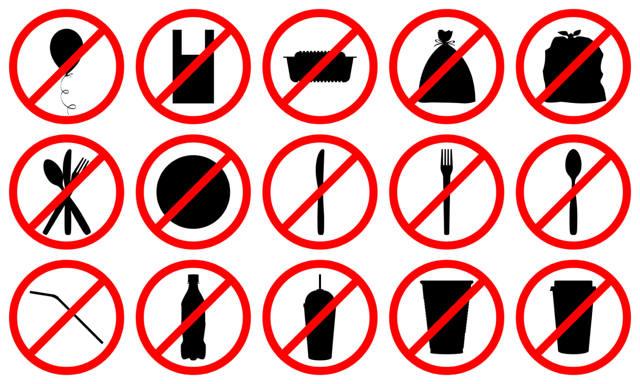 Brčka, kelímky, obaly: co se smí a nesmí při omezování plastů