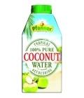 Jak otevřít mladý kokos a proč ho jíst
