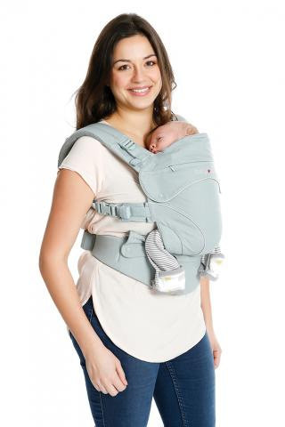Nosítka a ergonomická nosítka: včem je rozdíl a která jsou pro děti nevhodná