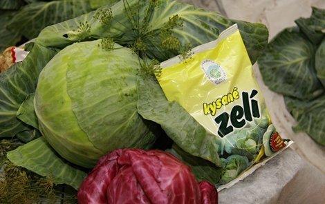 Jíte kysané zelí a nakládané okurky? Jíte zdravá probiotika