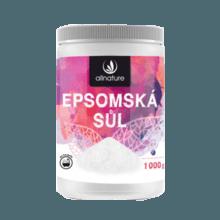 Epsomská sůl: jako projímadlo jen na vlastní riziko