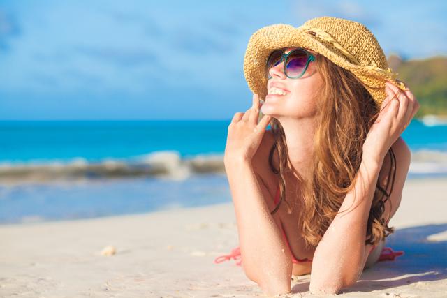 Sluneční alergie: Ijarní slunce umí kůži potrápit