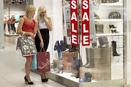 Jsem závislá… na nakupování!