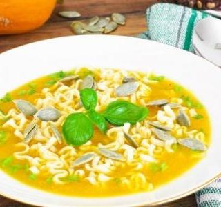 Dýňová polévka se smetanou: vjednoduchosti je síla