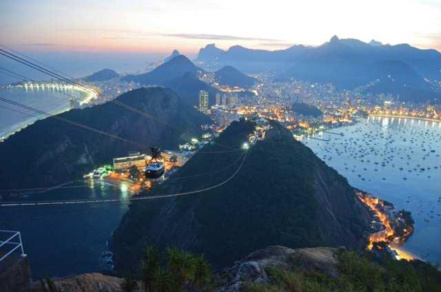 Mobilní aplikace pro cestu do Brazílie: Bezpečné Rio