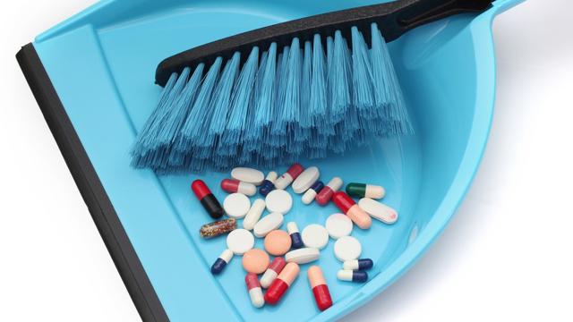 Prošlé léky jsou jako stará masová konzerva