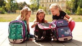 Kvalitní školní batohy jsou důležité nejen pro zdravázáda