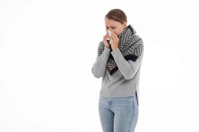 7tipů pro léčbu rýmy