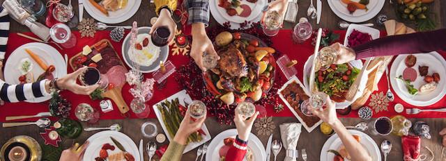 Proč na Vánoce pomáhá zacvičit si před jídlem