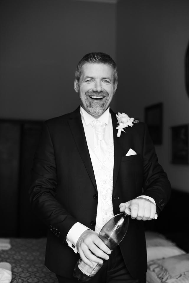 Nápoje na svatbě: Vlastní alkohol není žádná výjimka