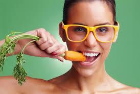 Strava má vliv ina zrak. Co zařadit do jídelníčku?