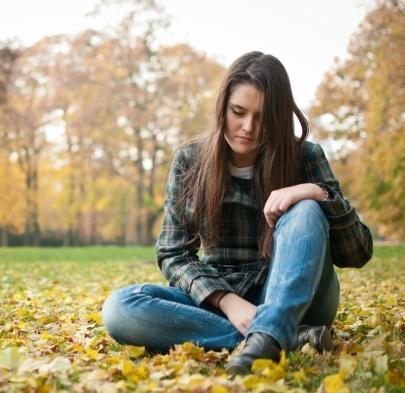 Podzimní deprese nemusí být deprese