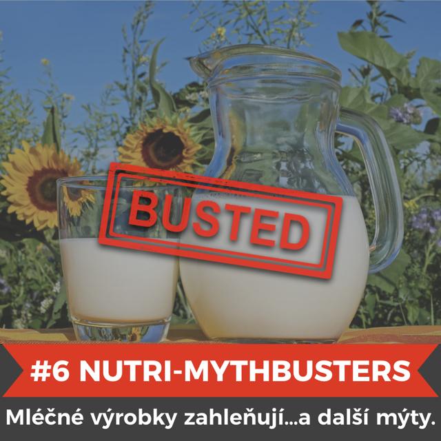 Mýty a pověry o mléce