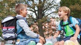 Pozor na aktovky, které dětem ničí páteř