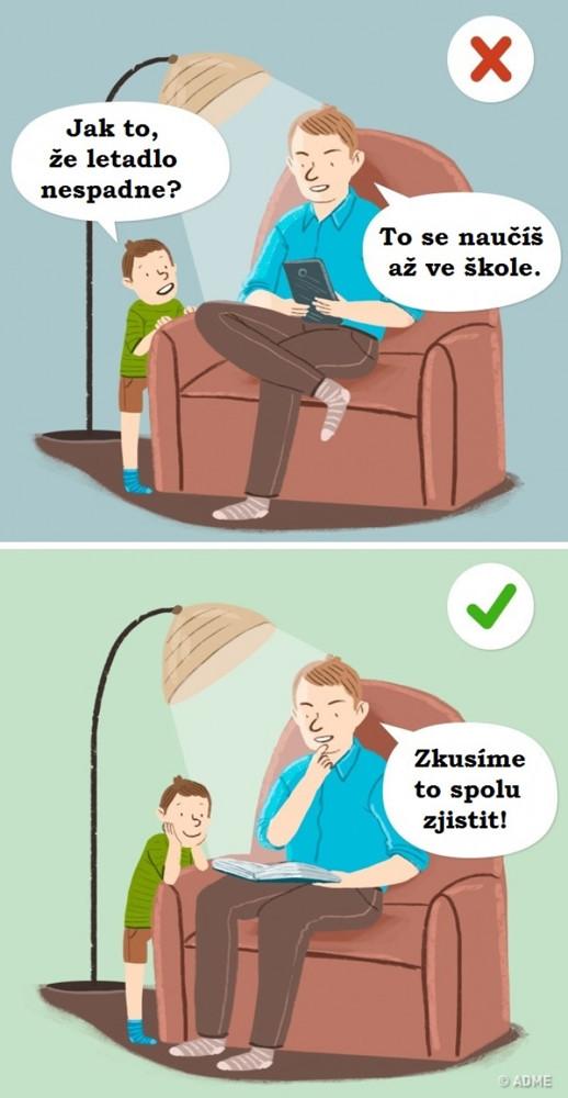 Pět nejhloupějších vět, které rodičům dětí nikdy neříkejte!