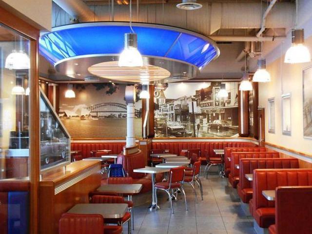 Fotogalerie: Hamburger za 40 tisíc