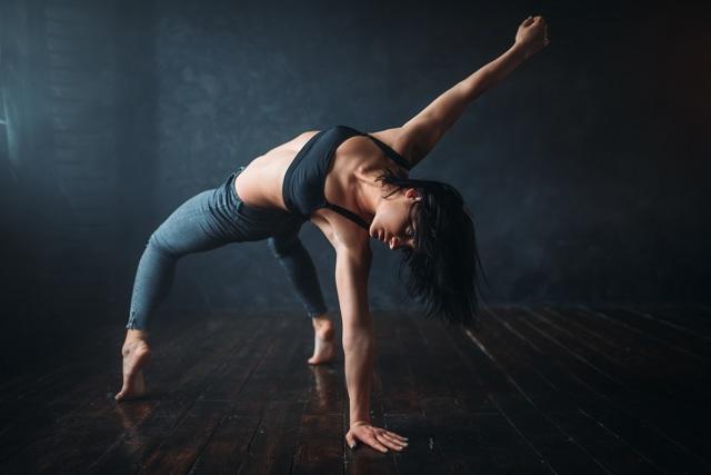 ZUMBA: Spontánní tanec v tělocvičně