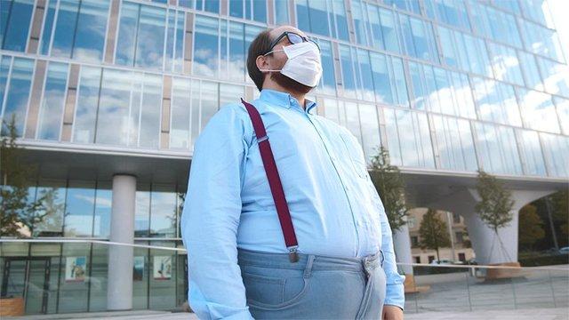 Obezitu prý můžete dostat jako rýmu