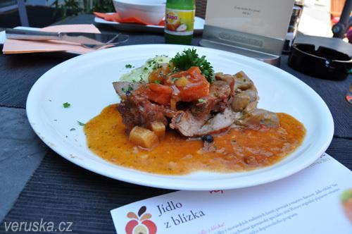 Jídlo z blízka v Brně - gurmánské menu i farmářské trhy