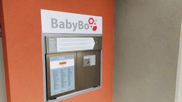 V příbramském babyboxu nalezli novorozeného chlapce
